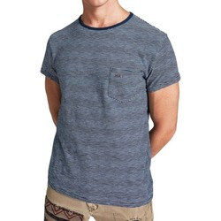 Textil Homem T-Shirt mangas curtas Hackett  Azul