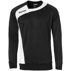Textil Homem Sweats Kempa Training top  Peak noir/blanc