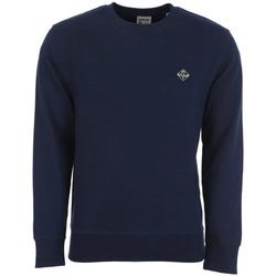 Textil Homem Sweats Schott  Azul