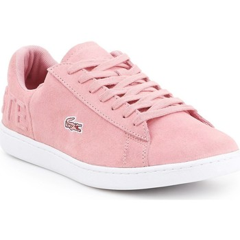 Sapatos Mulher Sapatilhas Lacoste Carnaby EVO 318 4 7-36SPW001213C pink