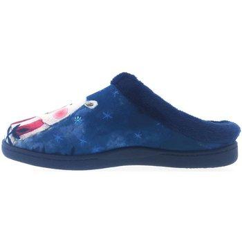 Sapatos Homem Chinelos Roal Zapatillas de Casa  12213 Marino Azul