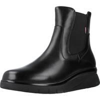 Sapatos Mulher Botins Stonefly CLERYN HDRY 9 Preto