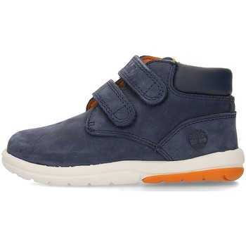 Sapatos Rapaz Botas baixas Timberland - Polacchino blu 0A2K28 BLU