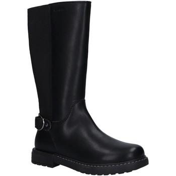 Sapatos Rapariga Botas Geox J949QF 0BCNH J ECLAIR Negro