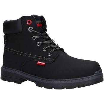 Sapatos Rapaz Botas baixas Levi's VFOR0051S NEW FORREST Negro