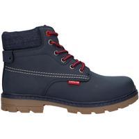 Sapatos Rapaz Botas baixas Levi's VFOR0051S NEW FORREST Azul