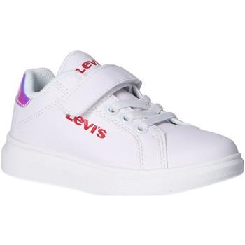 Sapatos Criança Multi-desportos Levi's VELL0022S ELLIS Blanco