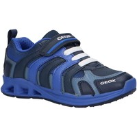 Sapatos Rapaz Multi-desportos Geox J949FC 0CE11 J DAKIN Azul
