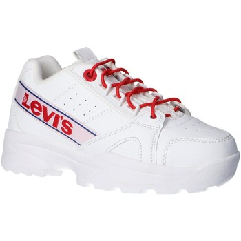 Sapatos Criança Sapatilhas Levi's VSOH0050S SOHO Blanco