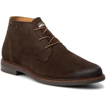Sapatos Homem Botas baixas Salamander Sarato Brown Brown