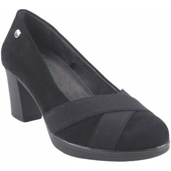 Sapatos Mulher Escarpim Amarpies 18753 AKT Negro