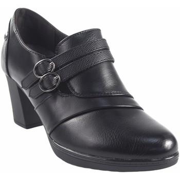 Sapatos Mulher Mocassins Amarpies Sapato de senhora  18755 akt preto Preto