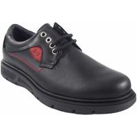 Sapatos Homem Sapatos Riverty Sapato  617 preto Preto