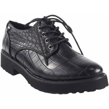 Sapatos Mulher Sapatos D'angela Sapato de senhora  18127 drb preto Preto