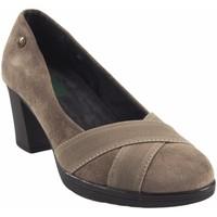 Sapatos Mulher Escarpim Amarpies 18753 AKT Marrón