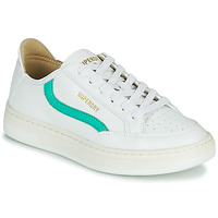 Sapatos Mulher Sapatilhas Superdry BASKET LUX LOW TRAINER Branco