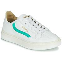 Sapatos Mulher Sapatilhas Superdry BASKET LUX LOW TRAINER Branco