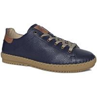 Sapatos Mulher Sapatilhas Bipedes BONAFLEX 2611 AZUL Azul
