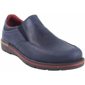 Sapatos Homem Multi-desportos Riverty Sapato  726 azul Azul