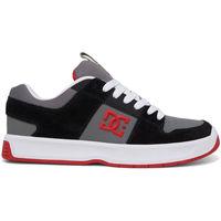 Sapatos Homem Sapatilhas DC Shoes Lynx zero adys100615 black/grey/red Preto