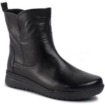 Sapatos Mulher Botas baixas Ara Dakota St Black