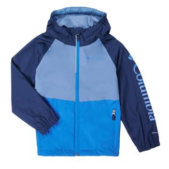Textil Rapaz Jaquetas Columbia DALBY SPRINGS JACKET Azul