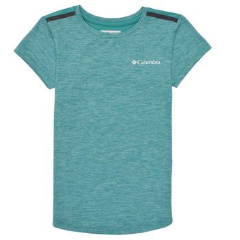 Textil Rapariga T-Shirt mangas curtas Columbia TECH TREK Verde
