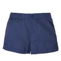 Textil Rapariga Shorts / Bermudas Columbia SILVER RIDGE SHORT Marinho