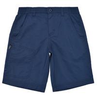 Textil Rapaz Shorts / Bermudas Columbia SILVER RIDGE SHORT Marinho