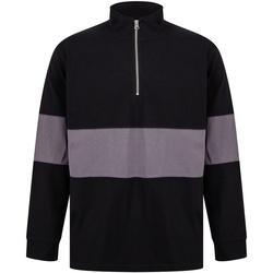 Textil camisolas Front Row FR06M Preto/Carvão