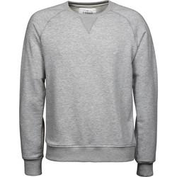 Textil Homem Sweats Tee Jays T5400 Heather Grey