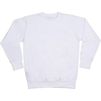 Textil Homem Sweats Mantis M194 Branco