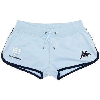 Textil Mulher Shorts / Bermudas Kappa  Azul