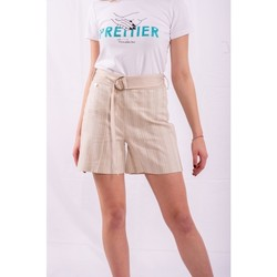 Textil Mulher Shorts / Bermudas Fracomina FR20SM566 Incolor