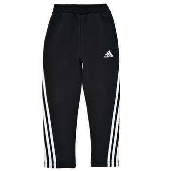 Textil Rapaz Calças de treino adidas Performance B 3S TAPERED P Preto