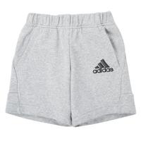 Textil Rapaz Shorts / Bermudas adidas Performance B BOS SHORT Cinza