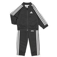 Textil Criança Conjunto adidas Performance 3S TS TRIC Preto
