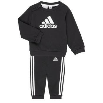 Textil Criança Conjunto adidas Performance BOS JOG FT Preto