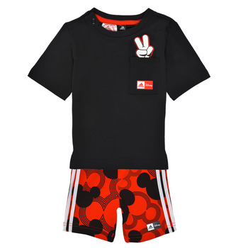 Textil Rapaz Conjunto adidas Performance INF DY MM SUM 2 Multicolor