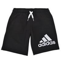 Textil Rapaz Shorts / Bermudas adidas Performance B BL SHO Preto