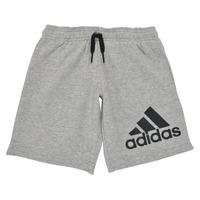 Textil Rapaz Shorts / Bermudas adidas Performance B BL SHO Cinza