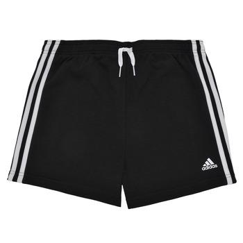 Textil Rapariga Shorts / Bermudas adidas Performance G 3S SHO Preto