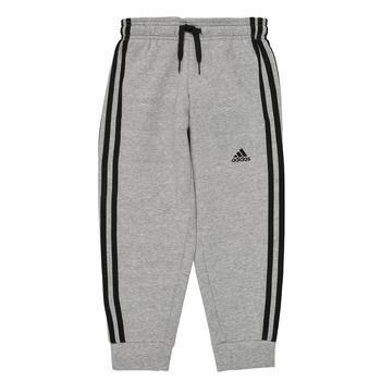 Textil Rapaz Calças de treino adidas Performance B 3S FL C PT Cinza