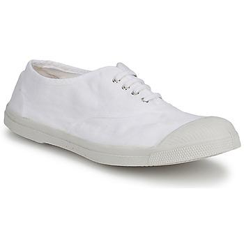 Sapatos Homem Sapatilhas Bensimon TENNIS LACET Branco