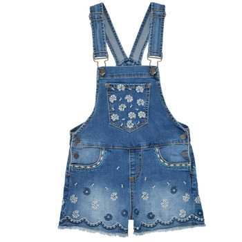Textil Rapariga Macacões/ Jardineiras Desigual 21SGDD04-5053 Azul