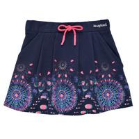 Textil Rapariga Saias Desigual 21SGFK03-5000 Azul
