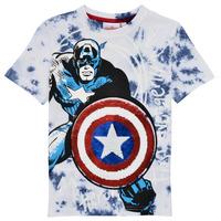 Textil Rapaz T-Shirt mangas curtas Desigual 21SBTK09-5036 Multicolor
