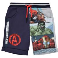 Textil Rapaz Shorts / Bermudas Desigual 21SBPK03-2047 Multicolor