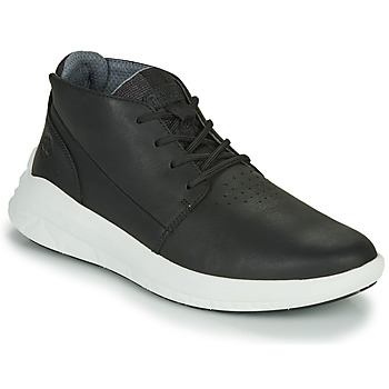 Sapatos Homem Sapatilhas Timberland BRADSTREET ULTRA PT CHK Preto