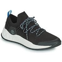 Sapatos Homem Sapatilhas Timberland SOLAR WAVE LOW KNIT Preto